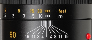 dof 90mm