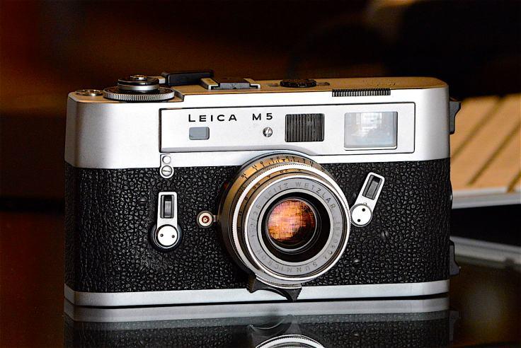 Leica M5 Summicron 35