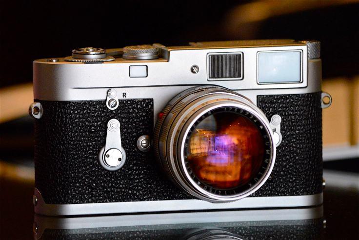Leica M2 Summilux