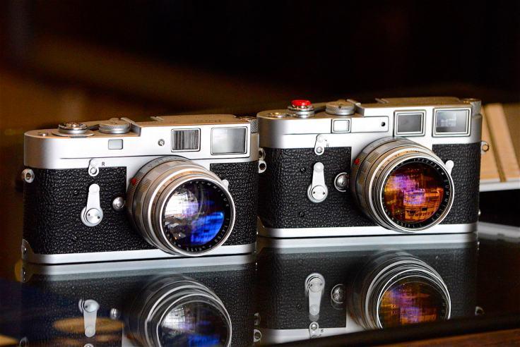 Leica M2 vs M3
